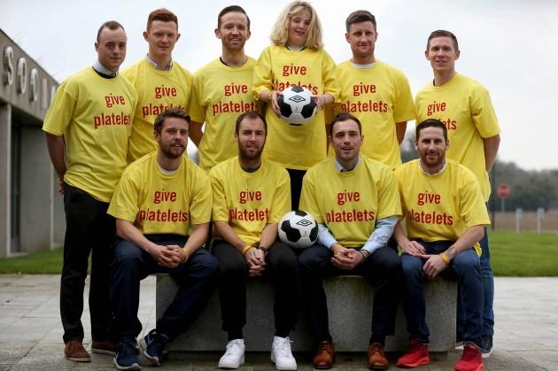SSE Airtricity League Platelets Campaign Launch