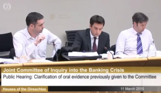 banking inquiry members