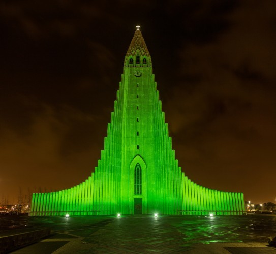 HALLGRÍMSKIRKJA CHURCH, REYKJAVÍK, ICELAND JOINS TOURISM IRELA