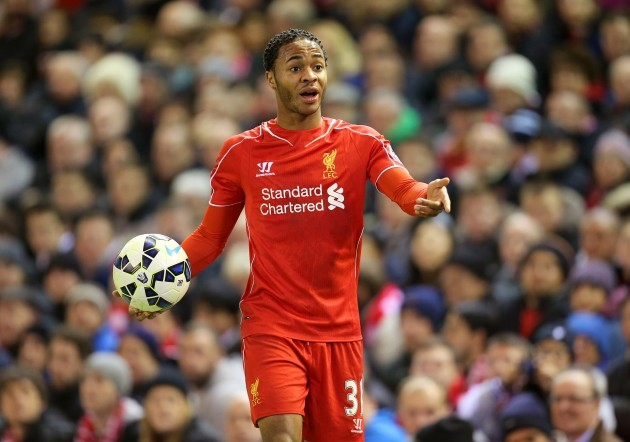 Soccer - Barclays Premier League - Liverpool v Burnley - Anfield