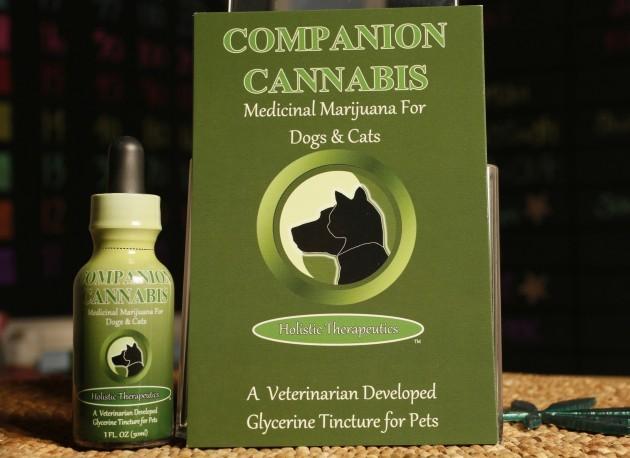 Medical Marijuana Animals