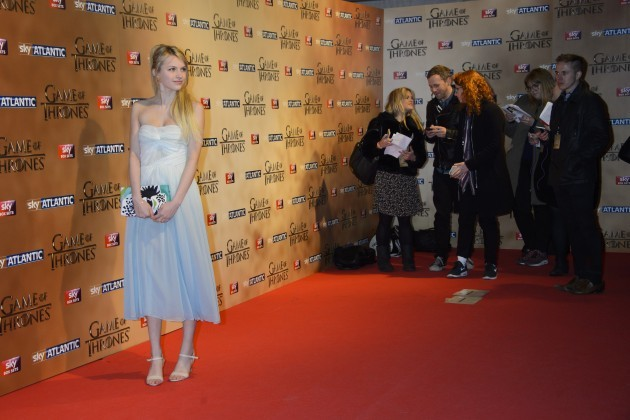 Game of Thrones Season 5 World Premiere - London