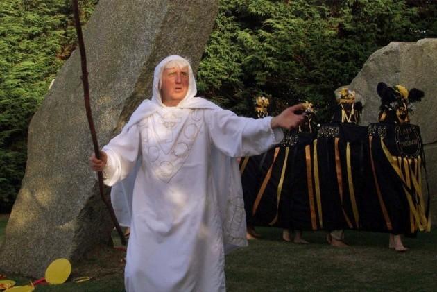 Britain Druids Recognized