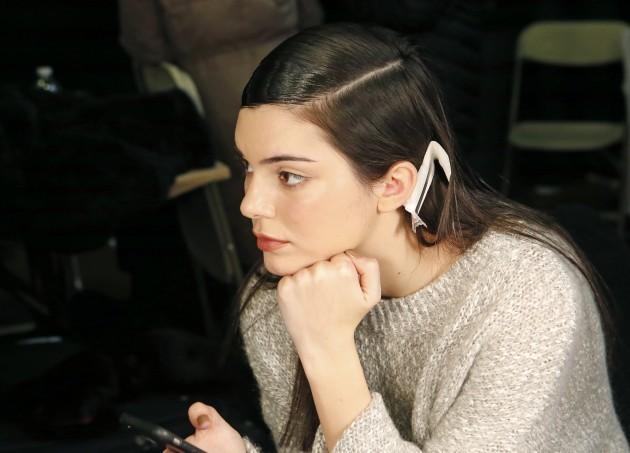 Fashion Donna Karan New York Fall 2015