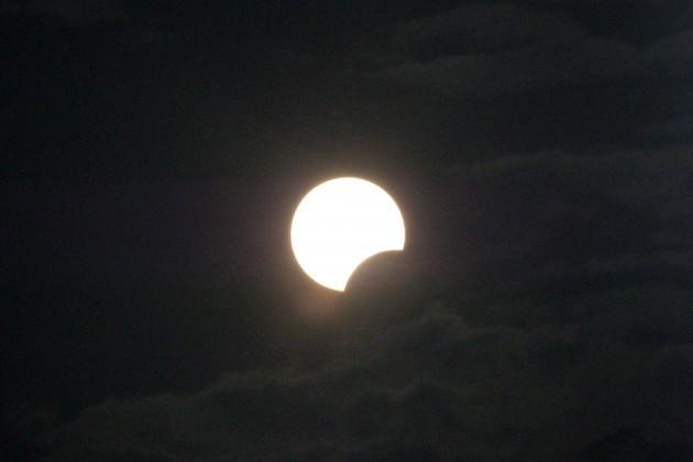 Indonesia Solar Eclipse