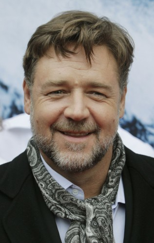 Soccer - Russell Crowe File Photo