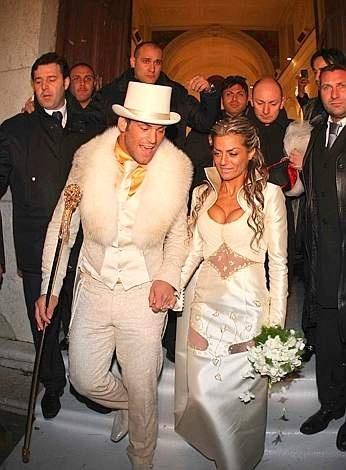 ugly/tacky weddings