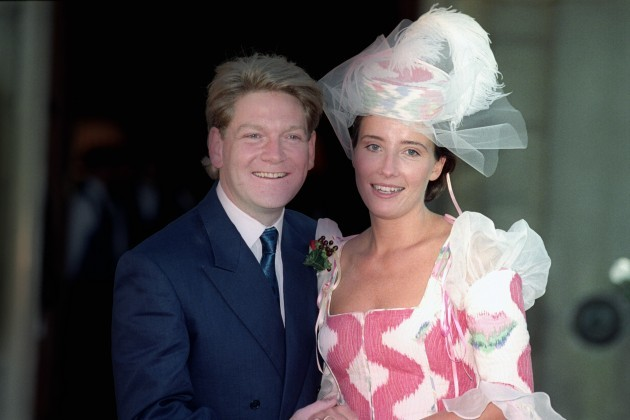 Entertainment - Emma Thompson and Kenneth Branagh Wedding - Cliveden House