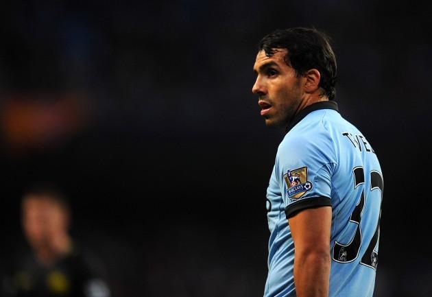 Soccer - Barclays Premier League - Manchester City v Wigan Athletic - Etihad Stadium