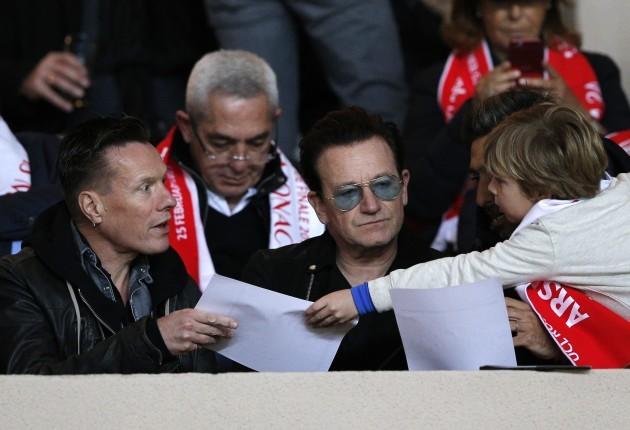 Monaco Soccer Champions League