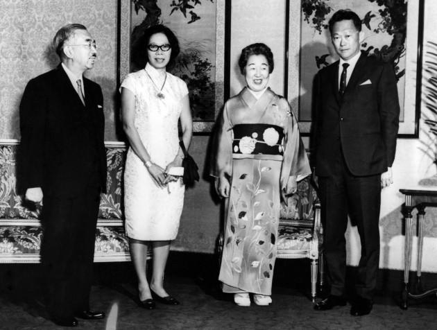 Japan Lee Kuan Yew