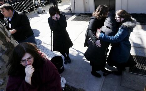 APTOPIX Fatal Brooklyn Fire