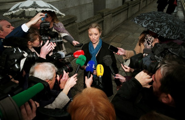 Mairia Cahill abuse allegation