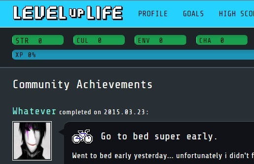 level up life game in old school game in the list of cool websites