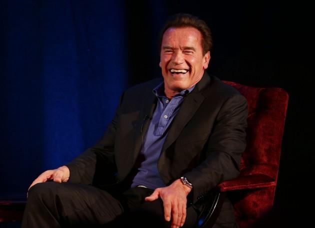 An Evening with Arnold Schwarzenegger - London
