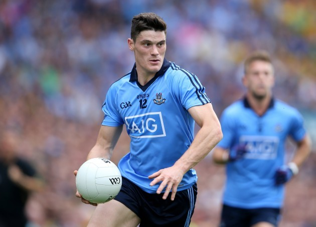Diarmuid Connolly 31/8/2014