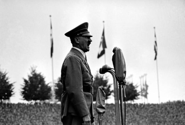 Germany Nuremberg Adolf Hitler