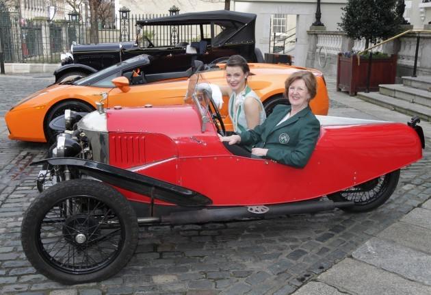 RIAC Classic Cars Shows
