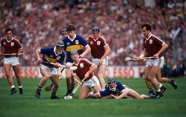 Tipperary vs Galway 1988