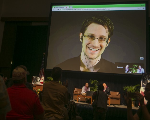 Snowden Speaks