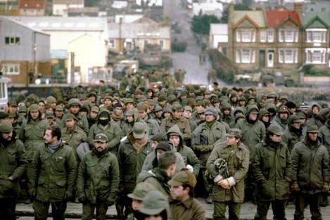 ARGENTINE PRISONERS : 1982