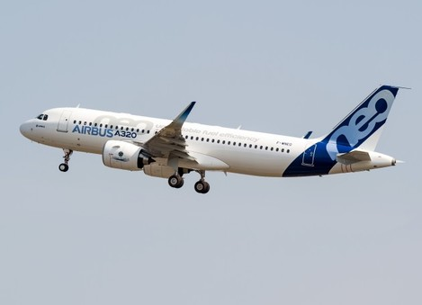 France Airbus New Plane