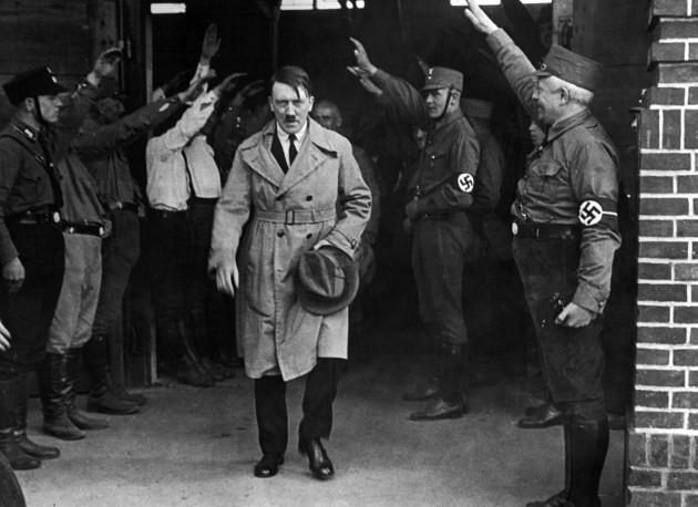 Travel Trip Hitlers Munich