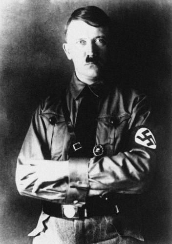 Adolf Hitler in Uniform 1930