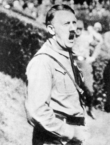World War Two - Adolf Hitler