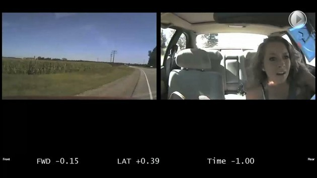 Teen Drivers Distractions
