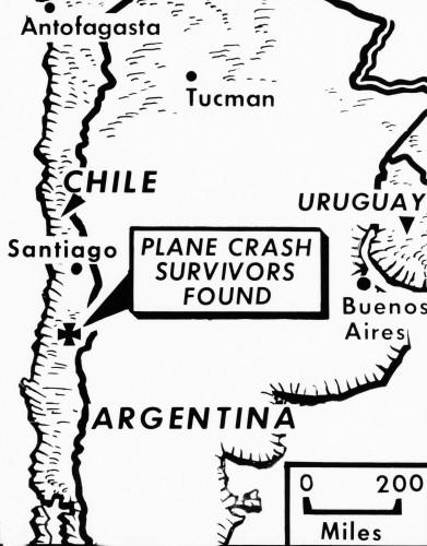 Andes Plane Crash
