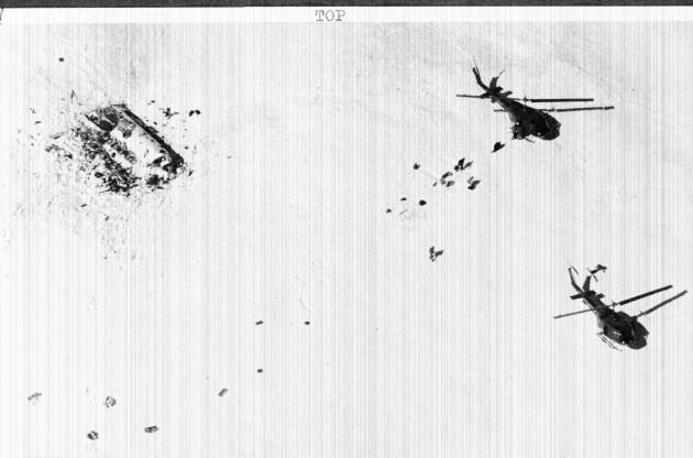 ANDES PLANE CRASH 1972