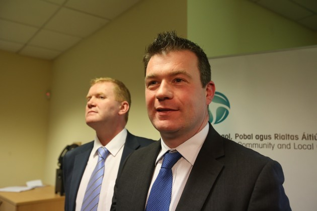 Launch of Plans to Tackle Homelessness Crisis