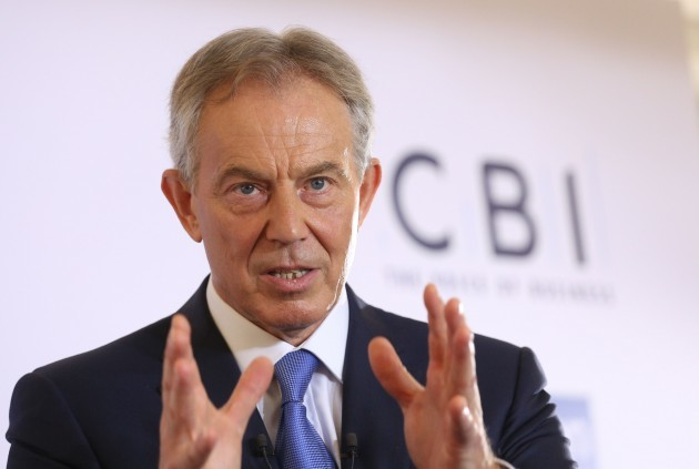 Tony Blair calls for EU reforms