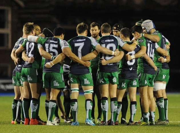 Connacht players