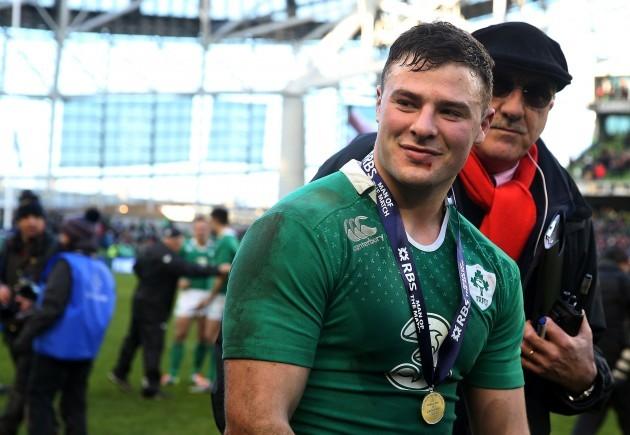 Rugby Union - 2015 RBS Six Nations - Ireland v England - Aviva Stadium