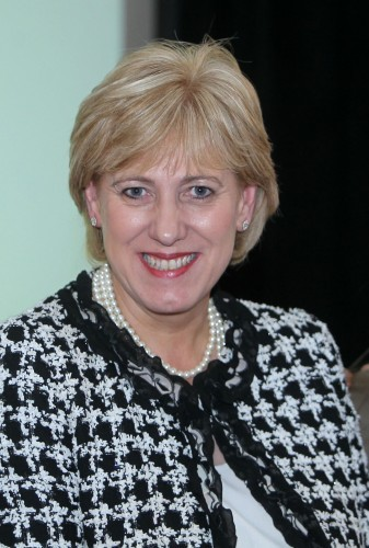 Heather Humphreys. Pictured Minister f