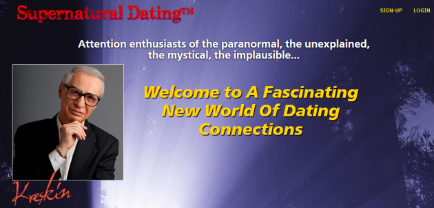 Supernatural Dating Site All the People I d Avoid in One Place