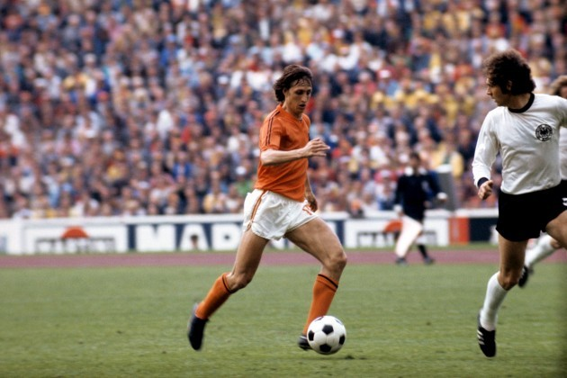 Soccer - World Cup West Germany 74 - Final - West Germany v Holland