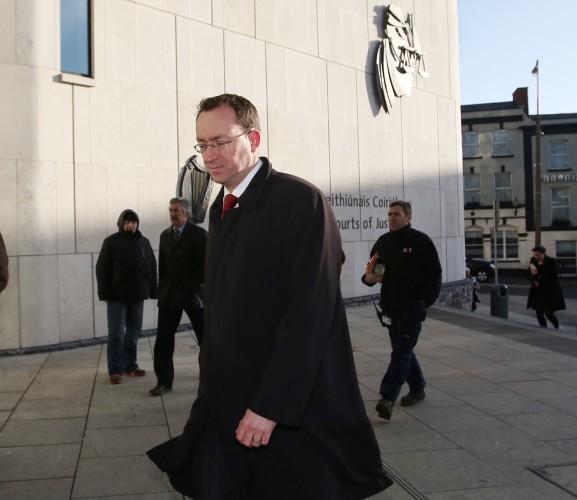 Sean Guerin Graham Dwyer Court Cases