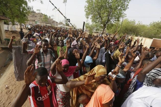 Boko Haram militants shoot Nigerian voters dead at polling