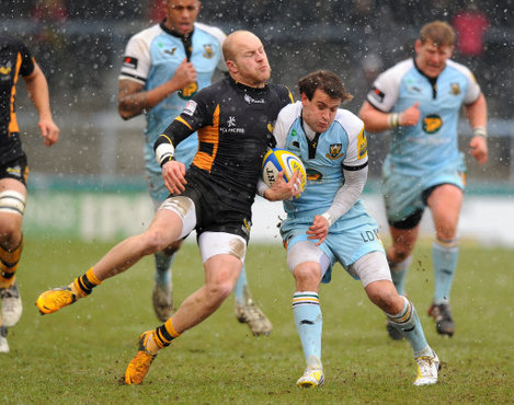 Rugby Union - Aviva Premiership - London Wasps v Northampton Rugby - Adams Park