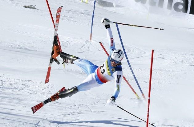 US Alpine Championships Skiing