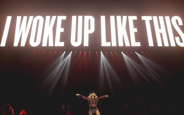 Beyonce - Mrs. Carter World Tour 2014 - Manchester