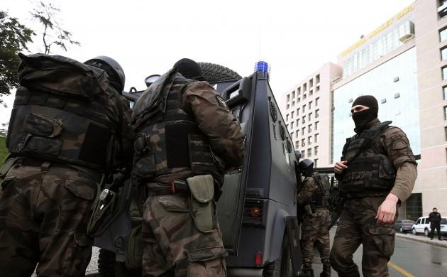 Turkey Hostage