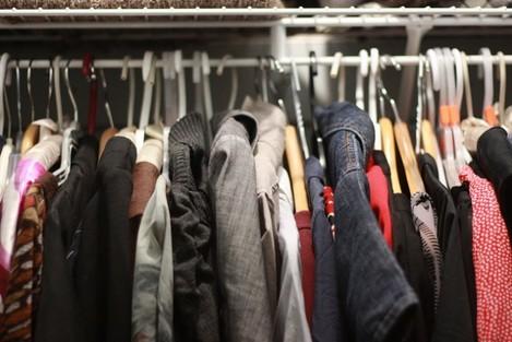 W is for Wardrobe