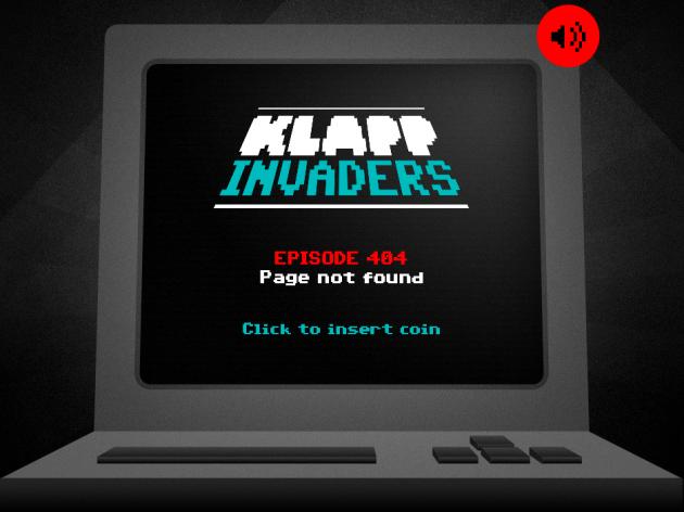 klappinvaders