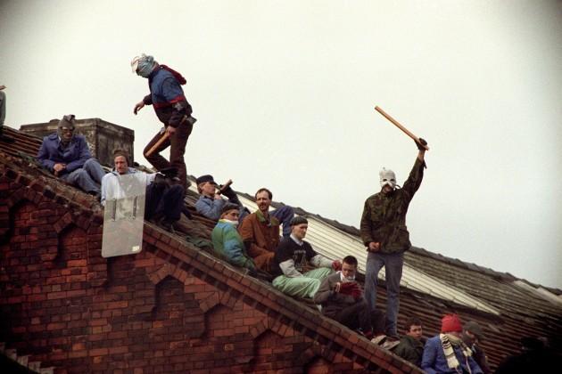 Strangeways Prisoners Riot