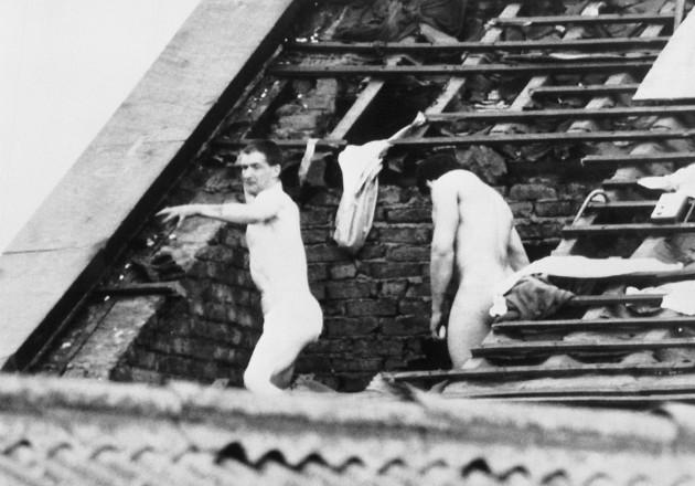 Crime - Strangeways Prison Siege - Manchester