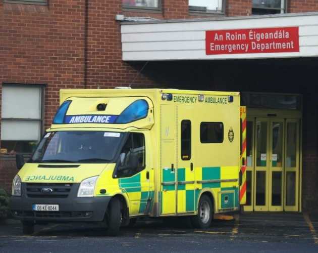 File Photo Dublin Fire Brigade representatives have warned that the threat of industrial action has increased following the news that the HSE is to take over the running of its ambulance service.